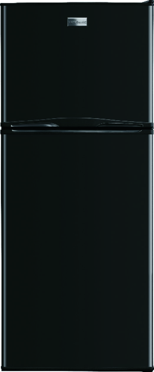 Frigidaire - FFTR1022QB - 9.9 Cu. Ft. Top Freezer Apartment-Size ...
