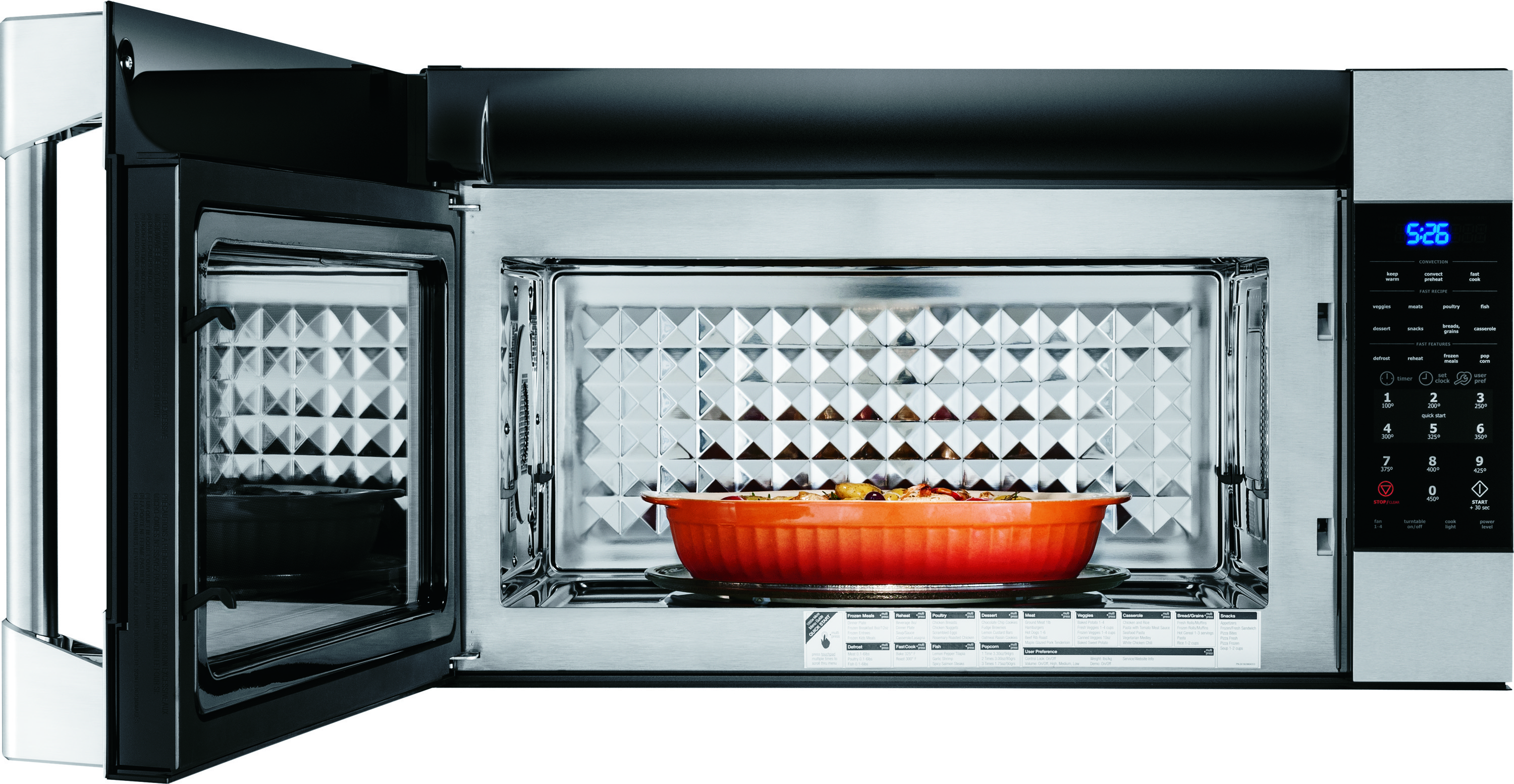 Model: E30MH65QPS | Electrolux ICON Electrolux ICON® Over-the-Range Microwave