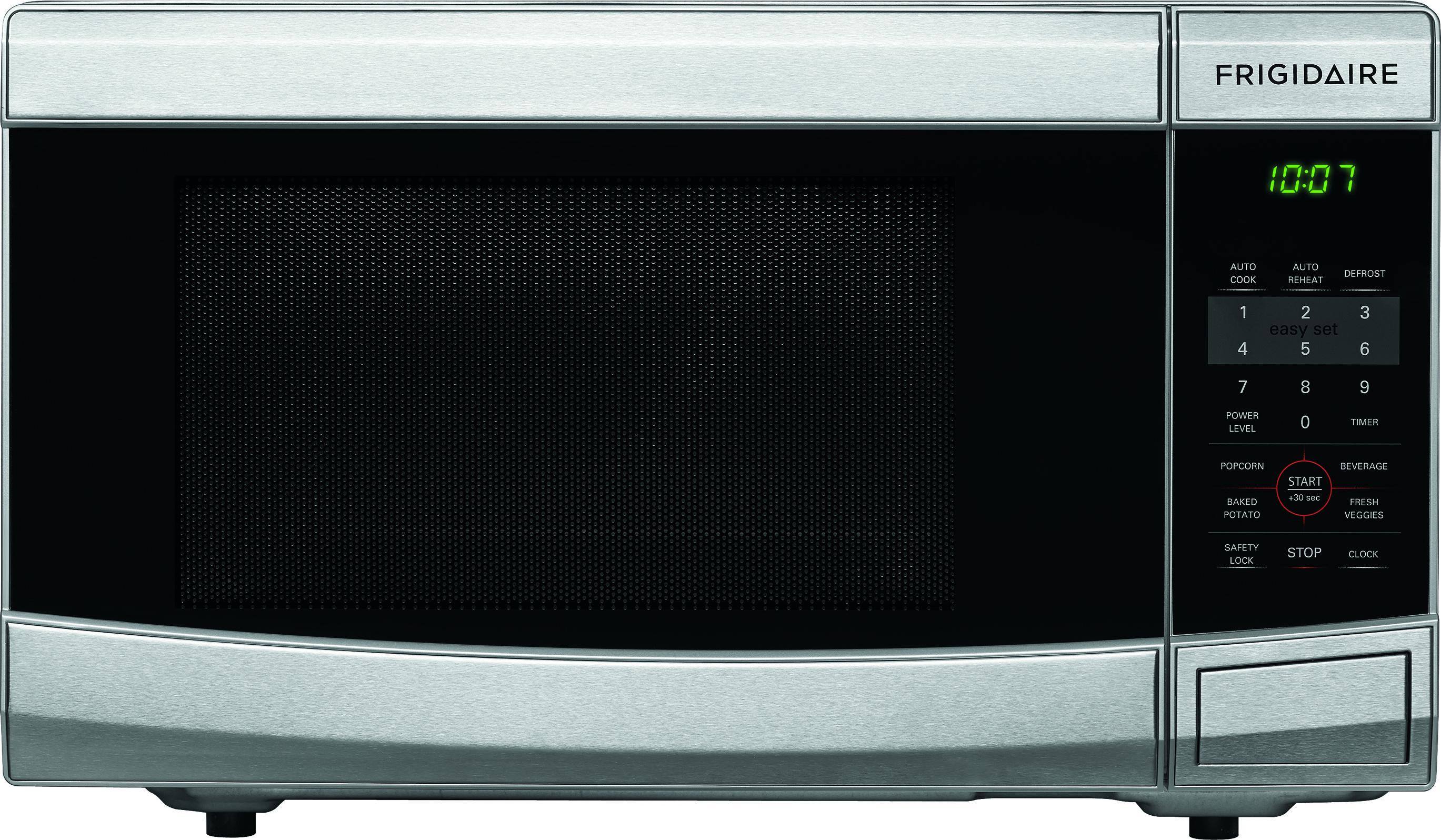 1.1 Cu. Ft. Countertop Microwave