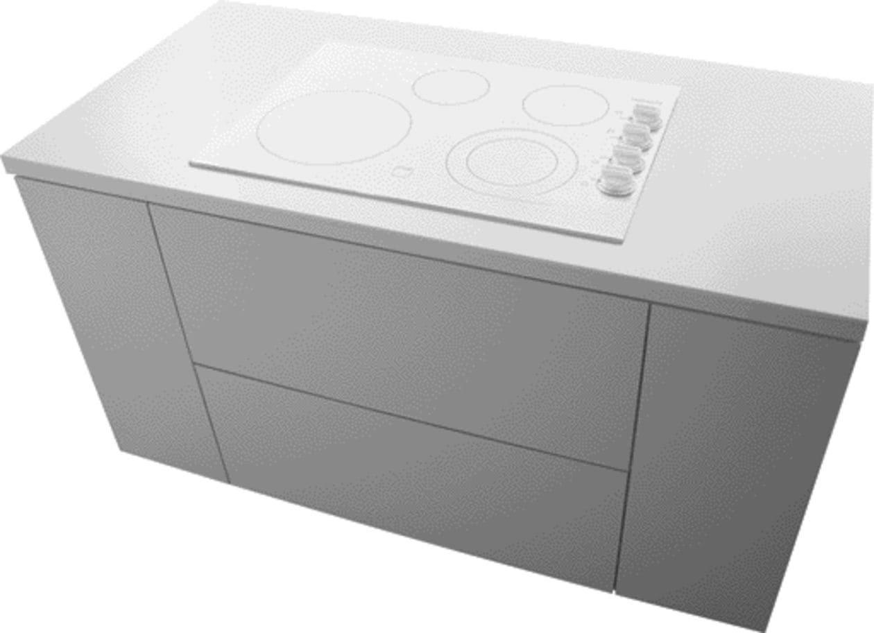 Model: FGEC3045KW   30