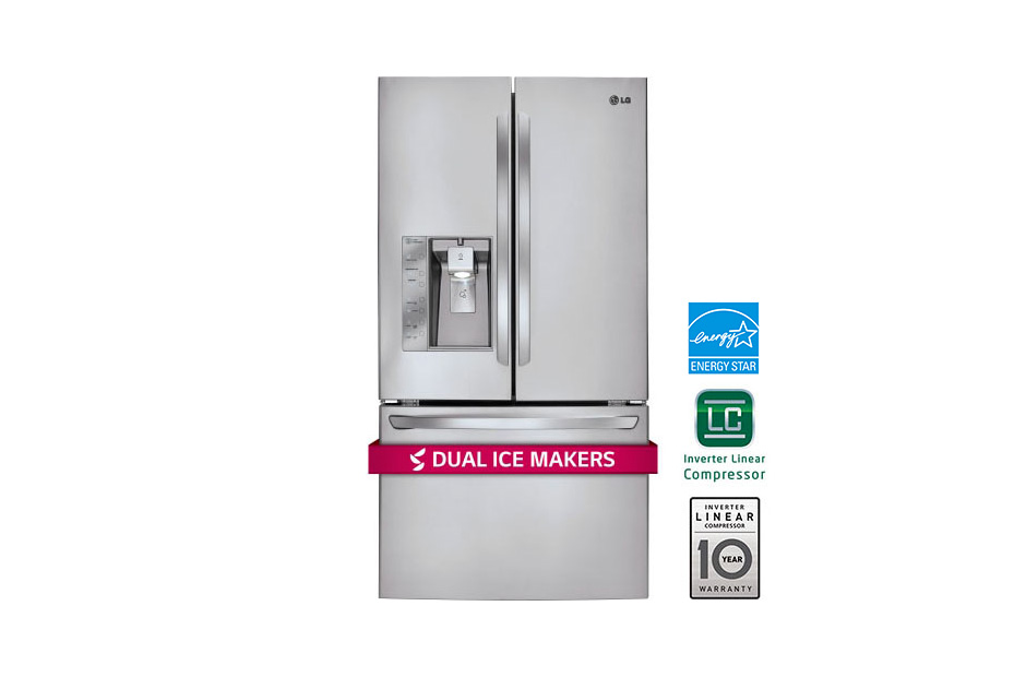 Exceptionnel French Door Refrigerator