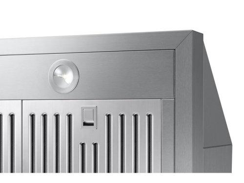 "Model: NK36N7000US | Samsung 36"" Under Cabinet Hood"