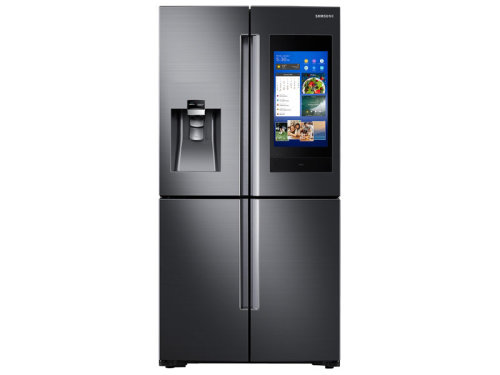 Model: RF22N9781SG | 22 cu. ft. Counter Depth 4-Door Flex™