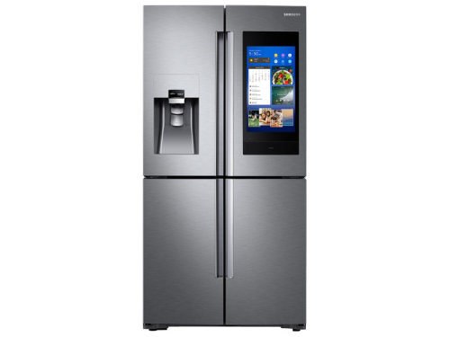 Model: RF22N9781SR | 22 cu. ft. Counter Depth 4-Door Flex™