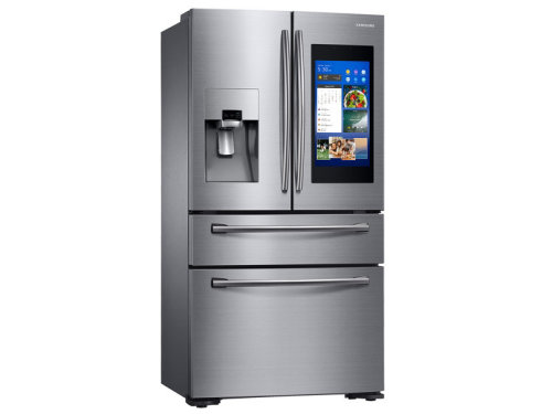 Model: RF22NPEDBSR | Samsung 22 cu. ft. Counter Depth 4-Door Flex™
