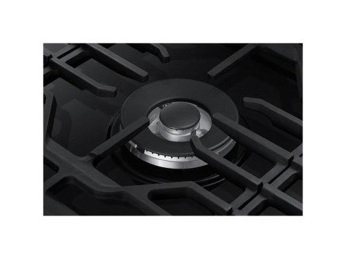 "Model: NA36N6555TG | Samsung 36"" Gas Cooktop"