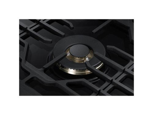 "Model: NA36N7755TG | Samsung 36"" Gas Cooktop"