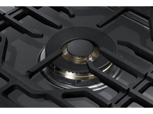 "Model: NA36N7755TS | Samsung 36"" Gas Cooktop"