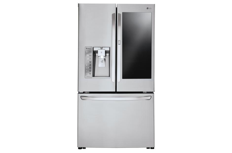 24 cu. ft. Smart wi-fi Enabled InstaView™ Door-in-Door® Counter-Depth Refrigerator
