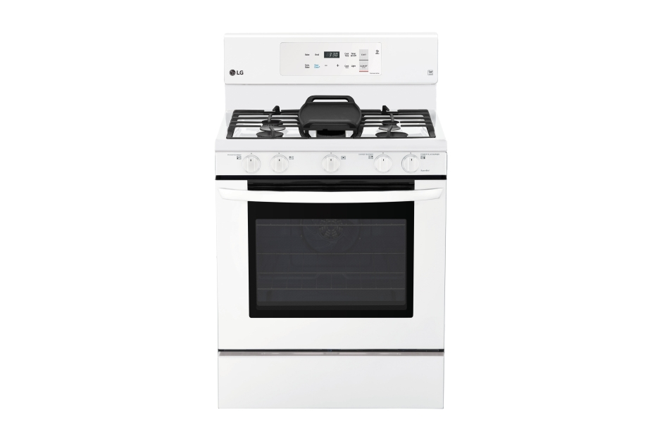 5.4 cu. ft. Gas Single Oven Range with EvenJet™ Fan Convection and EasyClean®