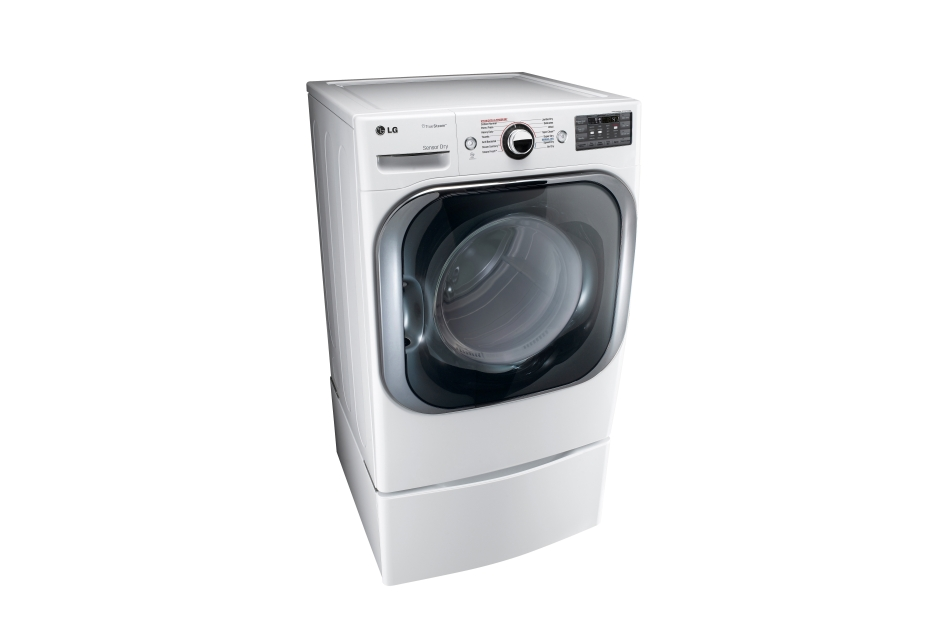 9.0 cu. ft. Mega Capacity Gas Dryer w/ Steam™ Technology