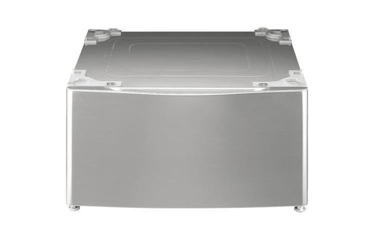 Laundry Pedestal – Graphite Steel