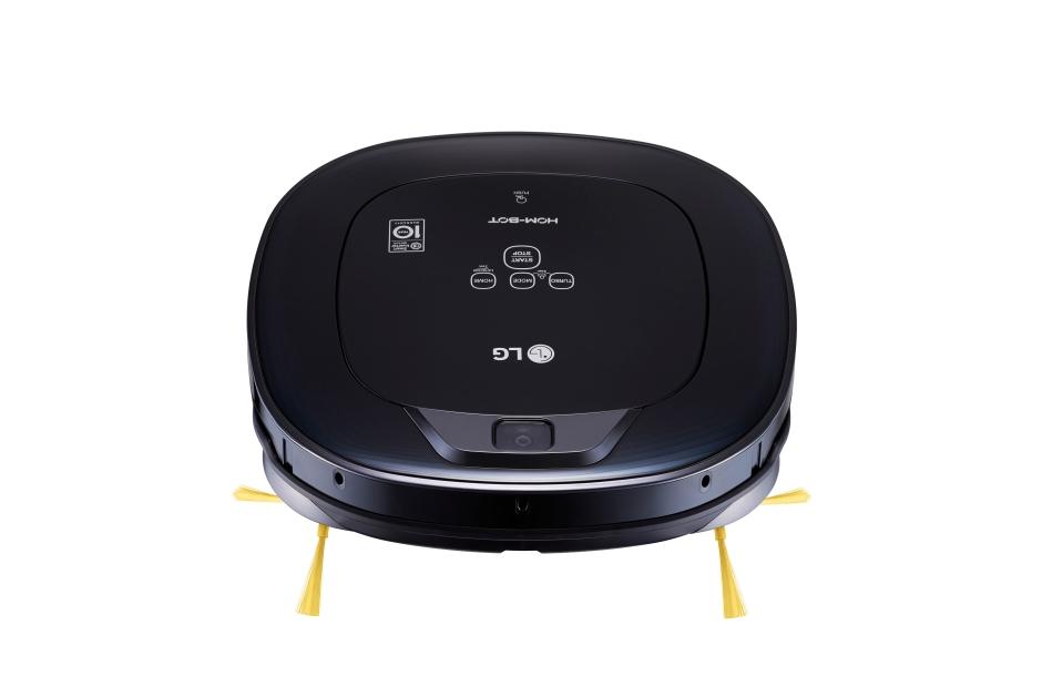 LG HOM-BOT™ Turbo+ Robotic Smart wi-fi Enabled Vacuum