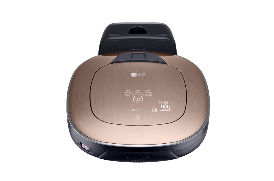 LG HOM-BOT™ Turbo+ Robotic Smart wi-fi Enabled Vacuum