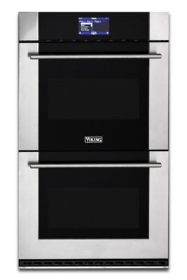 "Viking 30""W DOUBLE ELECTRIC THERMAL-CONVECTION OVEN"