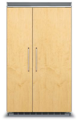 "Model: FDSB5483 | Viking 48"" Side-by-Side Refrigerator/Freezer"