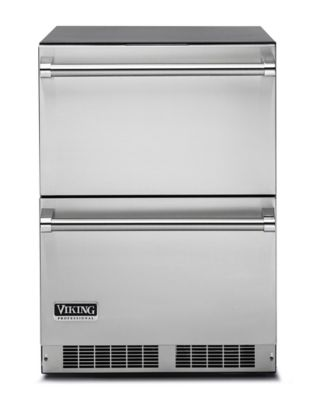 "Viking 24""W REFRIGERATED DRAWERS- STAINLESS"