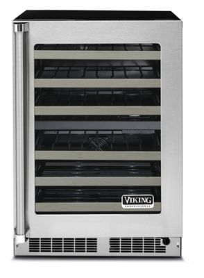 "Viking 24""W DUAL ZONE WINE CELLAR"