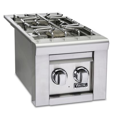 "Viking 13"" DOUBLE SIDE BURNER (LSB2-2)"