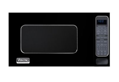 PROFESSIONAL CONVENTIONAL MICROWAVE - BLACK