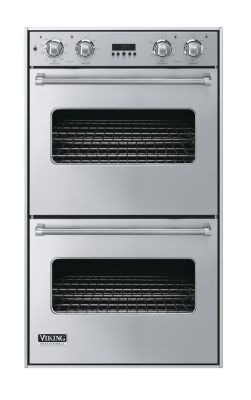 "Viking PROFESSIONAL BUILT-IN ELECTRIC 30""W.  SELECT DOUBLE OVEN-SS"
