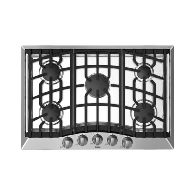 "Viking 30"" GAS COOKTOP - 5 BURNER - SS"