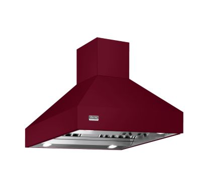 "Viking 42""W/24""D/18""H CHIMNEY ISLAND HOOD BU"