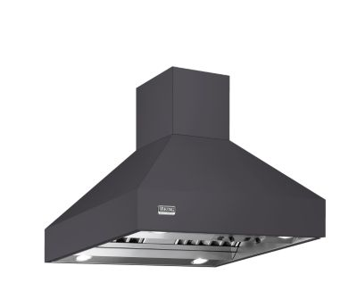 "Viking 66""W/24""D/18""H CHIMNEY ISLAND HOOD GG"
