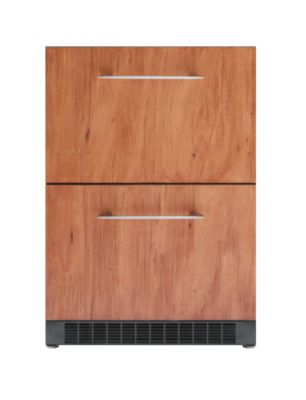 "Viking 24""W. UC/FS Refrig Drawer - Solid (FO)"