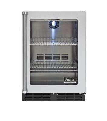"Viking 24"" REF CENTER (INDOOR) GLASS - RH"