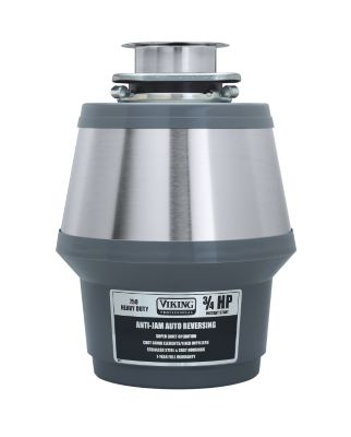 3/4 HP FOOD WASTE DISPOSER (I#74262)