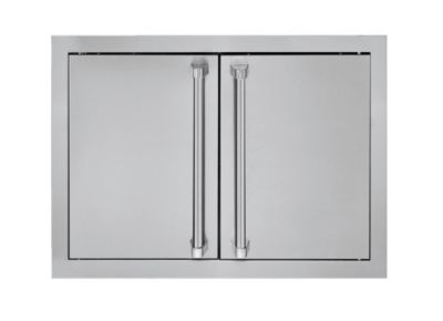 "Viking 28"" W. DOUBLE ACCESS DOORS-T-SS"