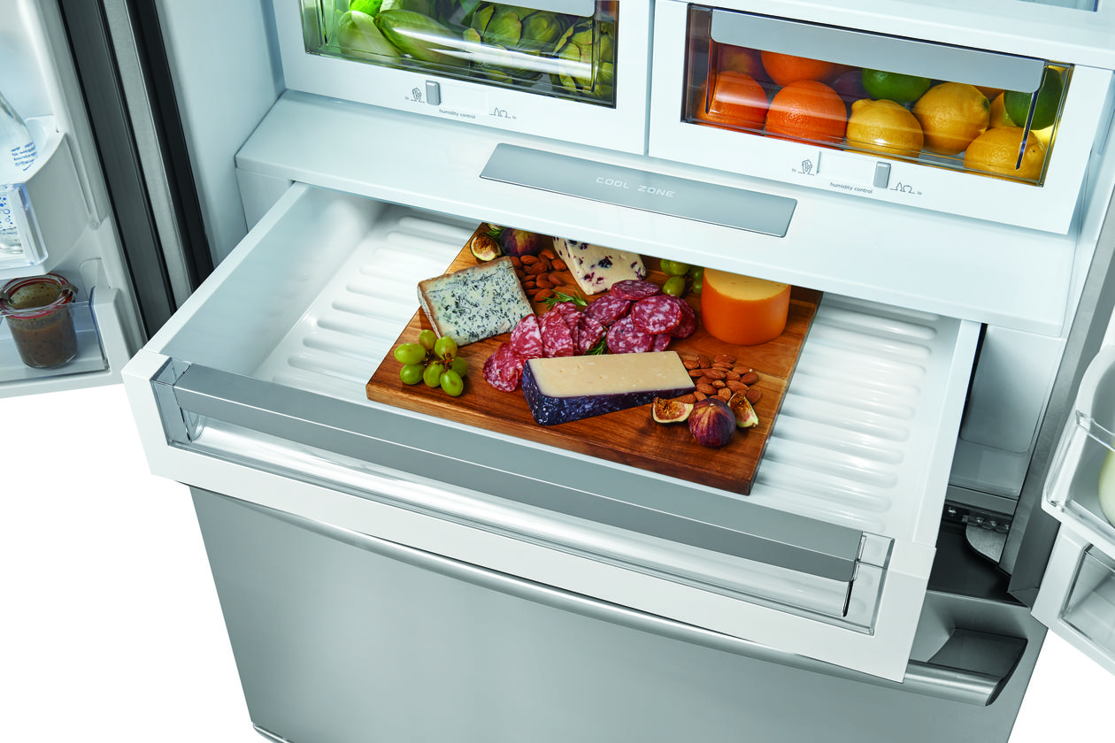 Model: EI23BC37SS | Counter-Depth French Door Refrigerator with IQ-Touch™ Controls