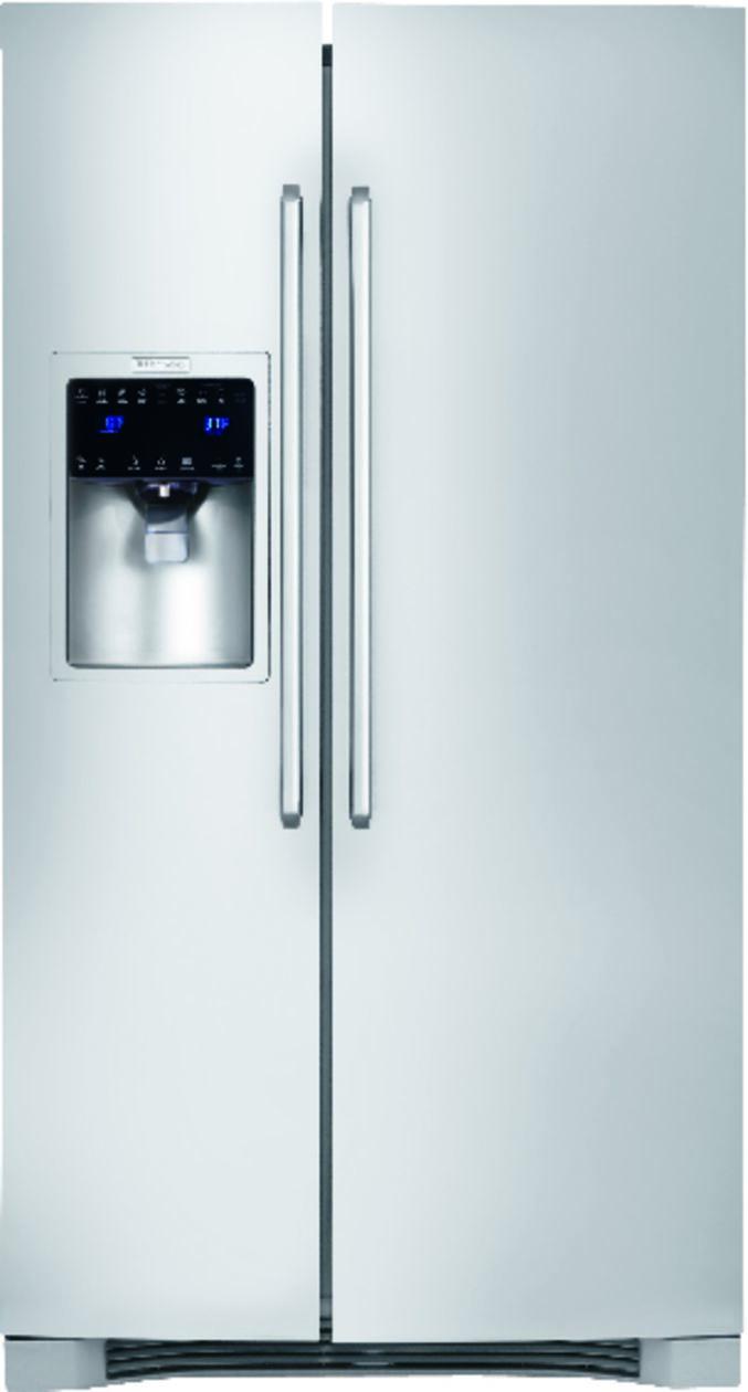 Electrolux - EI23CS65KS - Counter-Depth Side-By-Side Refrigerator ...