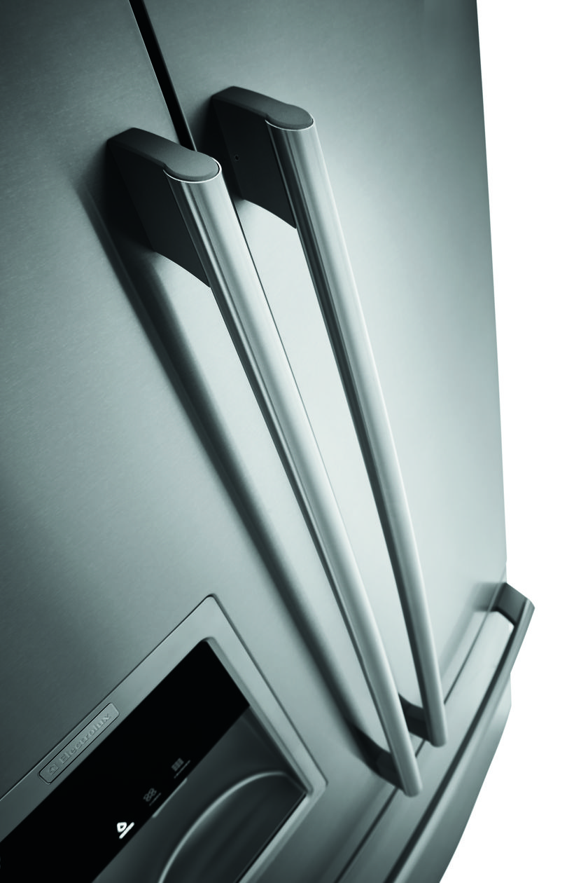 Model: EW28BS87SS | Standard-Depth French Door Refrigerator with Wave-Touch® Controls