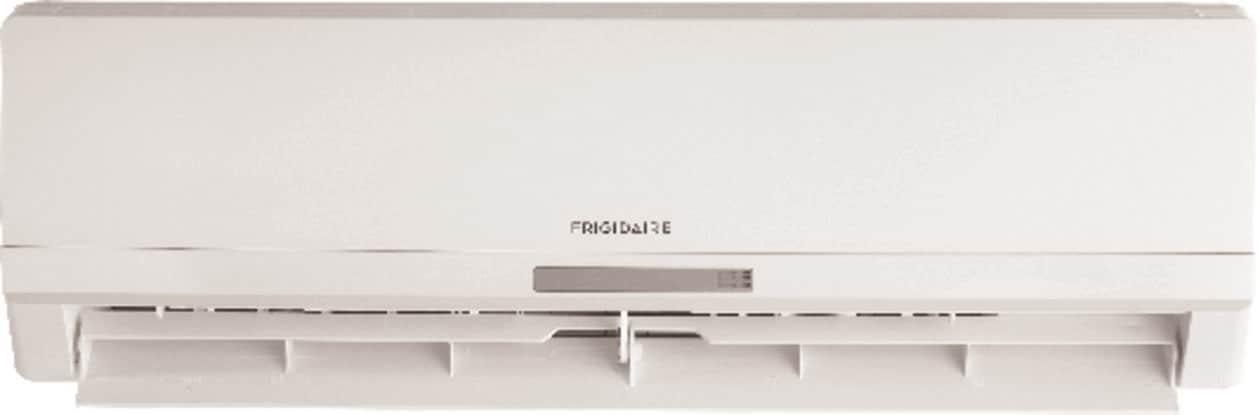 Ductless Split Air Conditioner with Heat Pump, 33,600btu 208/230volt