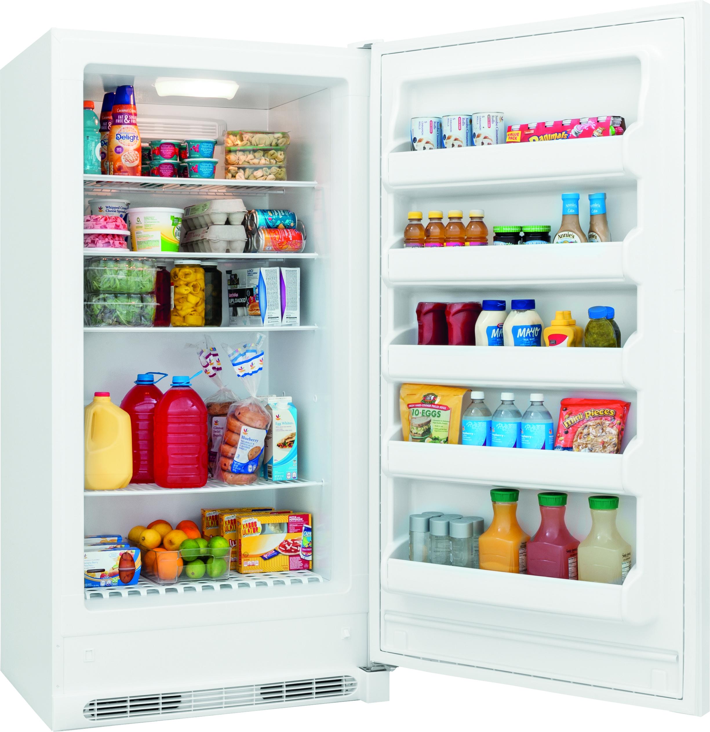Frigidaire - FFRU17B2QW - 16.6 Cu. Ft. All Refrigerator | Western ...