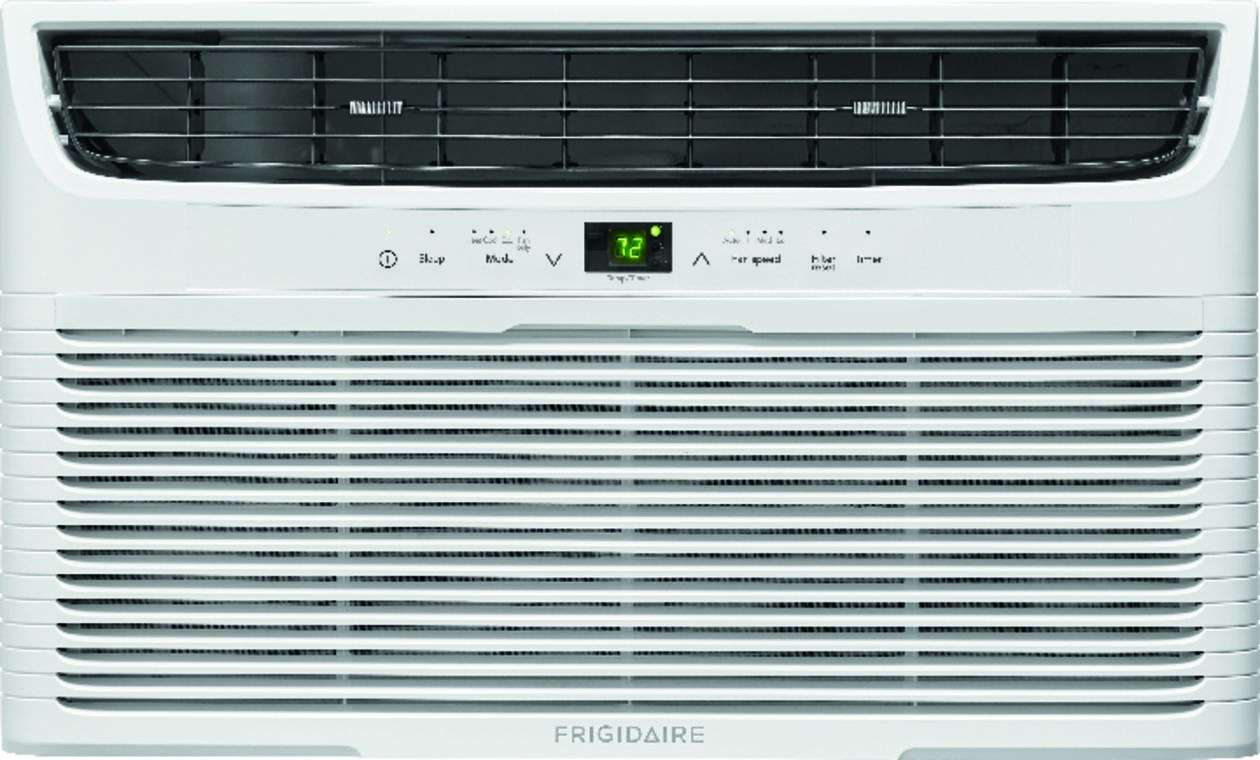 14,000 BTU Built-In Room Air Conditioner with Supplemental Heat- 230V/60Hz