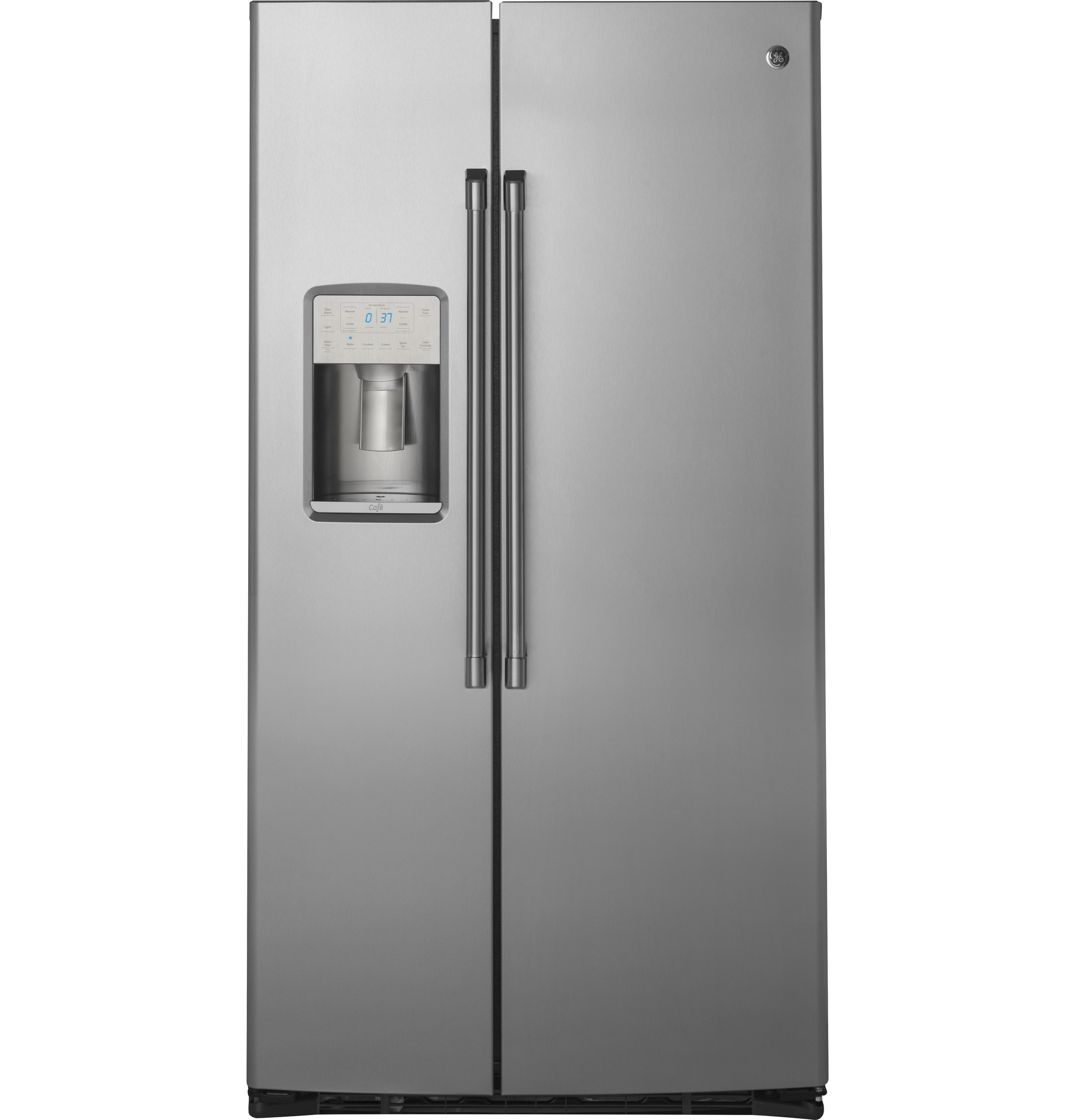 GE Café™ Series  21.9 Cu. Ft. Counter-Depth Side-By-Side Refrigerator