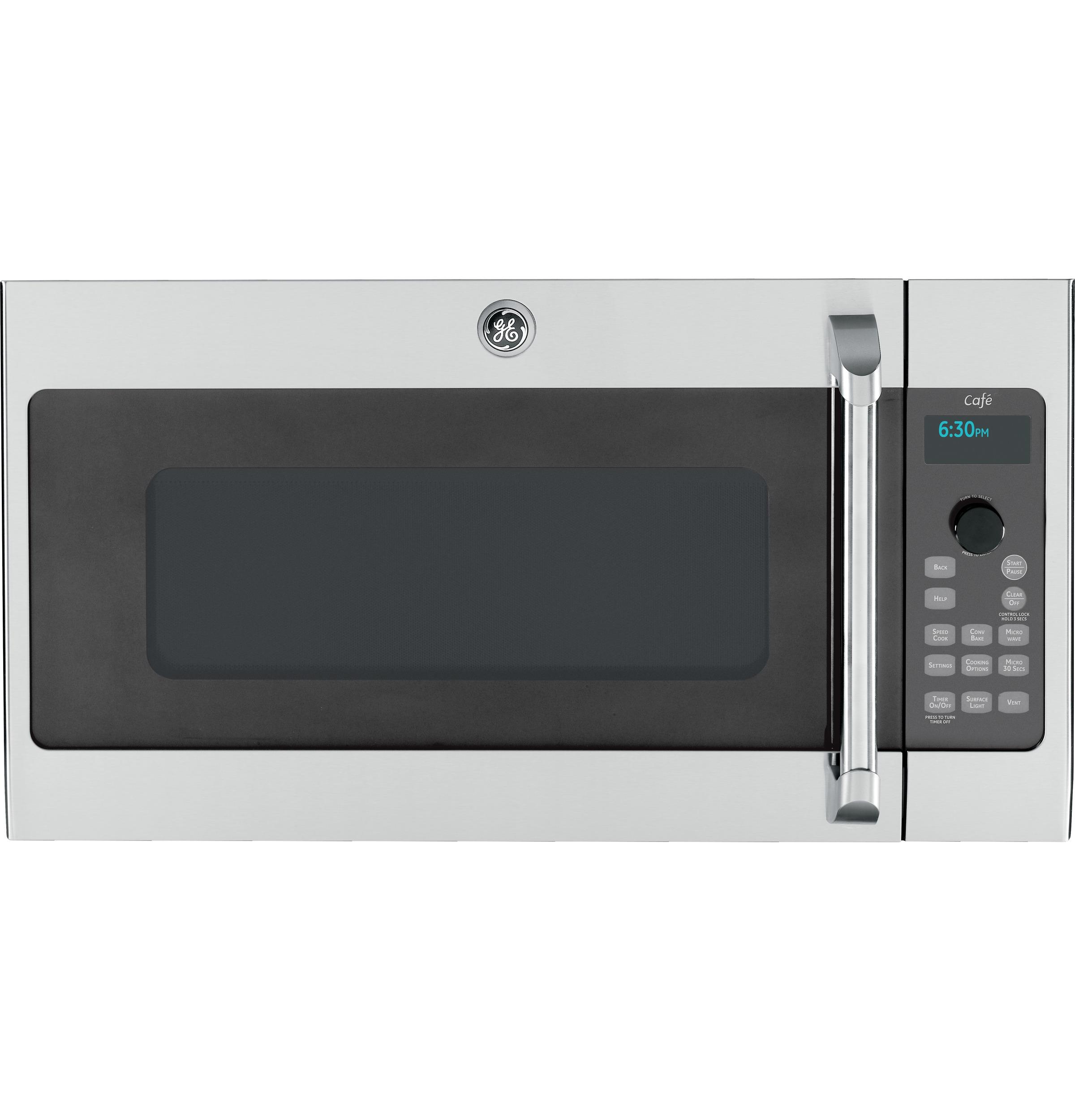 GE Café™ Series Over-the-Range Oven with Advantium® Technology