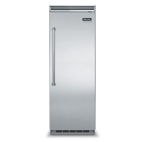 "Viking 30"" ALL FREEZER RH- SS"