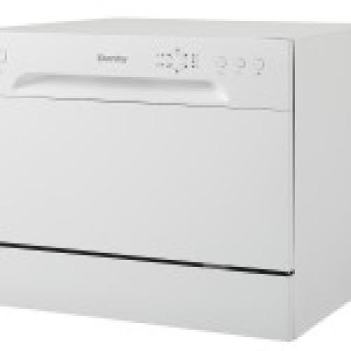 Model: DDW621WDB | Danby Danby 6 Place Setting Dishwasher
