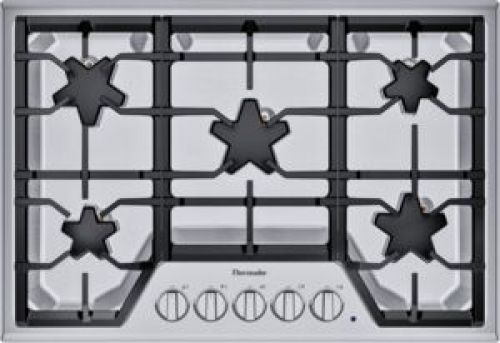 Thermador 30-Inch Masterpiece® Star® Burner Gas Cooktop