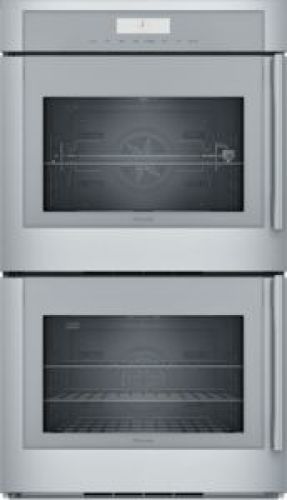 30-Inch Masterpiece® Double Wall Oven with Left-Side Swing Door MED302LWS