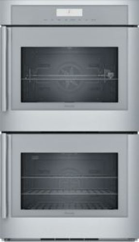 30-Inch Masterpiece® Double Wall Oven with Right-Side Swing Door MED302RWS