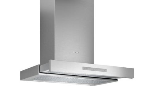 30-Inch Masterpiece® Drawer Chimney Wall Hood with 600 CFM HDDB30WS