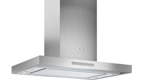 Thermador 36-Inch Masterpiece® Box Island Hood with 600 CFM HMIB36WS