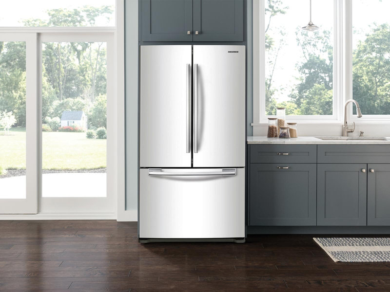 Counter Depth French Door Refrigerator