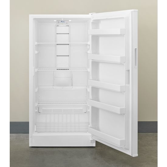 16 cu. ft. Upright Freezer with Energy-Saving Insulation