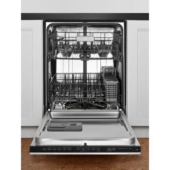 Model: JDB9000CWP | Jenn-Air TriFecta™ Dishwasher with 46 dBA